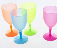 decorative acrylic wine glasses. Delighful Decorative 2018 Beach Glass Plastic Wine Goblet Beverage Cocktail Cup Bar Parties  Club Decorative Detachable Base Can Stand In Sand On The From Meow  With Acrylic Glasses W