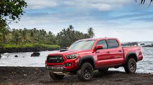2017 Toyota Tacoma TRD Pro pickup truck review with price ...