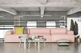 around extra large coffee table from muuto