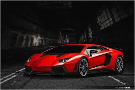 Red Lambo Wallpapers - Top Free Red ...