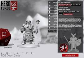 Tutorial Tuesday 36 Quick Custom D D Characters With Hero Forge