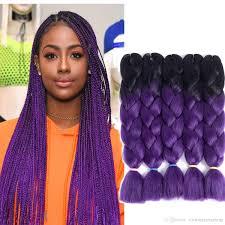 <b>Wholesale Price Ombre</b> Two Three Mix Colors Kanekalon Braiding ...