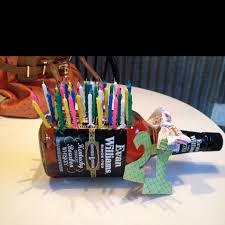 my baby would think this would be hilarious and perfect gift for her 21st maybe diffe kind of liquor