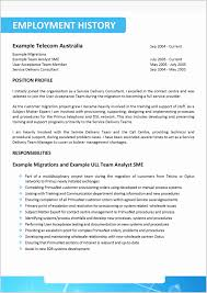 Executive Resume Writing Services Calgary Unforgettable Professional
