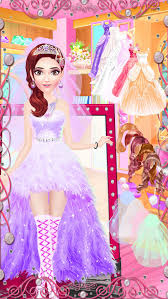 games screenshot 4 barbie dress up princess makeover hair salon screenshot source makeup salon barbi princess wedding makeover apps 148apps