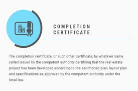 Building Completion Certificate Format Real Estate Updates