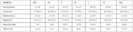 Endura Hummvee Size Chart Womens Hummvee Jersey