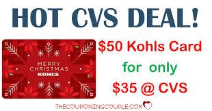 balance check kohls gift card deals