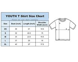 Xl Size Chart Shirt Amazon Com Maxwell Green Sam Youth Xplr Colby Tee For 6 10