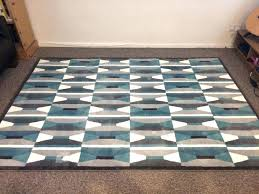 greatest blue rugs target f16776985 and brown area grey rug big lots
