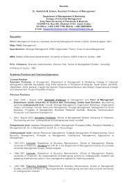 College Teaching Resume Template Modern College Teacher Resume ...