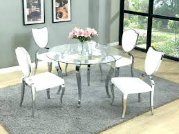 glass breakfast tables medium size of dining dining table sets glass large round dining tables sydney