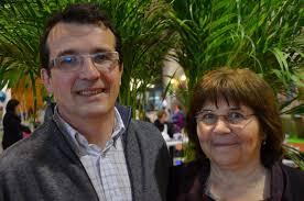 Didier et <b>Annie FAGES</b>. ANNIE ET DIDIER. Label Gîtes de France depuis 2013 - 120511