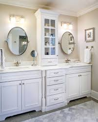 bathroom vanity with linen cabinet images and beautiful sets closet 2018