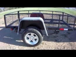 build a diy utility trailer for 300