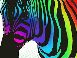 rainbow neon zebra backgrounds. Brilliant Neon Fullscreen With Rainbow Neon Zebra Backgrounds L