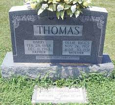 Ollie May Riggs Thomas (1901-1951) - Find A Grave Memorial