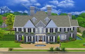 the sims 4 stepford mansion