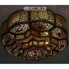 traditional ceiling light moroccan style uk
