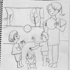 Meg 公式ブログ 独学絵かきが大人に絵を教えてみた 簡単な人の