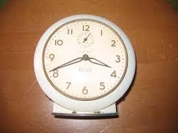 sold vintage westclox big ben chime wind up alarm clock for