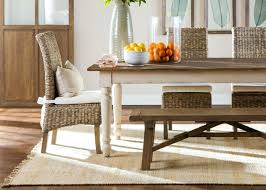 bleached jute rug for small kitchens decors the amazing bleached jute rug