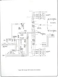 73 chevy wiring diagram diagrams images 81 87 chass rr light large size