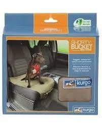 kurgo shorty bucket seat cover