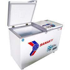 Tủ đông Sanaky 2 ngăn loại nhỏ cho gia đình - Review by Việt Phát
