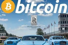 23 видео 1 072 просмотра обновлен 7 июл. You Can Now Buy A Rolls Royce With Bitcoins Carbuzz