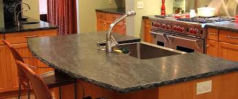 countertop edge choices