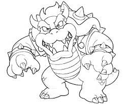 Small Picture Dry Bowser Coloring Page Coloring Home