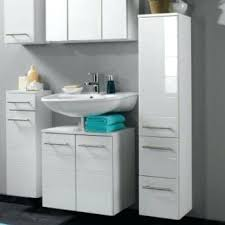 white bathroom storage cabinets. Tall White Bathroom Storage Cabinet Stylish Wall Mounted In Idea 11 Cabinets