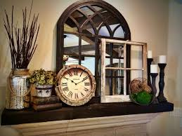 best 25 over fireplace decor ideas on mantle decorating decorating a mantle and white mantel clocks