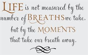 Family Quotes And Sayings Custom Life Is Not Measured Quote Classy Family Quotes Sayings On Life