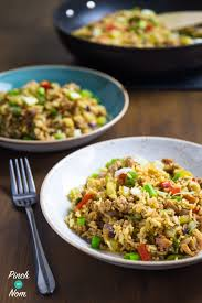 syn free dirty fried rice slimming world 1