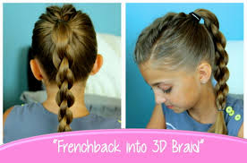 Straight Hairstyles For School