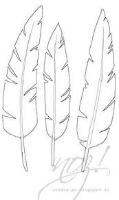 feather template free fancy feathers printable template from dabbles babbles