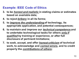 Engineering Ethics Ece/cs 252, Fall 2010 Prof. Mikko Lipasti - Ppt ...