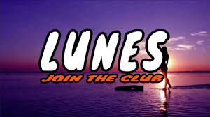 Lunes - Join The Club Official Lyrics ...