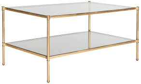 fox2565a coffee tables furniture by safavieh