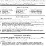 Top Real Estate Resume Templates Samples With Regard To Real Estate ...