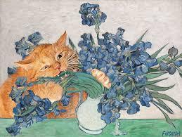 famous paintings zarathustra fat cat new art svetlana