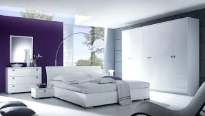 black and white furniture bedroom. Purple Walls White Furniture Image Of Clean Full Size Bedroom Interior Designing Ideas For Black And