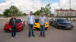 With jeremy clarkson, richard hammond, james may, the stig. Top Gear Favorite Episode The Topless Supercar Runway Race