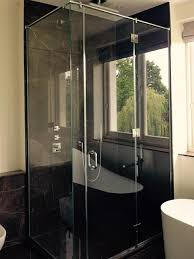 we supply and install a full range of framed limited frame frameless glass shower screens and doors in a number of various glass finishes