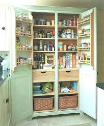 free standing kitchen pantry. Free Standing Kitchen Pantry Freestanding Storage Cabinets Cabinet Plans