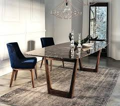 marble dining table set elegant marble top dining table set of with marble dining table set