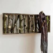Creative Coat Rack