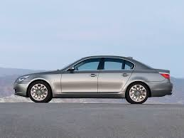 All BMW Models 2008 bmw series 5 : 2008 BMW 5 Series - Driver Side - 1280x960 - Wallpaper